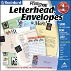 The Print Shop: Letterhead and Envelopes (Jewel Case)