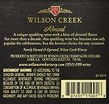 NV Wilson Creek California Almond Sparkling Wine