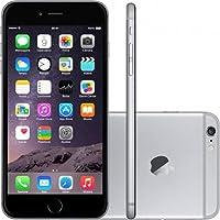 Smartphone Apple Iphone 6 Plus 16gb Desbloqueado, Ios 8, Memoria Interna 16gb, Camera 8mp, Tela 5.5'' - Cinza Espacial