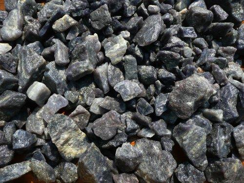 Fantasia Materials: 3 lbs Beautiful Iolite Mine Run Rough -