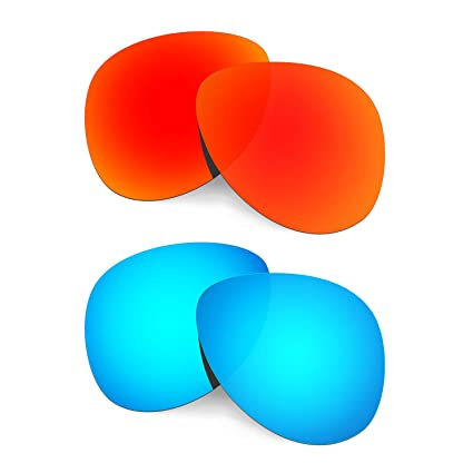 HKUCO Plus Mens Replacement Lenses For Oakley Plaintiff - 2 pair jyVOiGC7