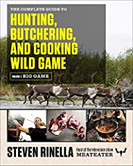 A comprehensive big-game hunting guide, perfect for hunters ranging from first-time novices to seasoned experts, with more than 400 full-color photographs, including work by renowned outdoor photographer John Hafner   Steven Rinella was rais...