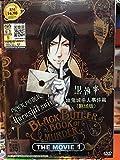 Black Butler : Kuroshitsuji Book of Murder (The Movie 1) (DVD, Region All) Japan Japanese Anime / English Subtitles