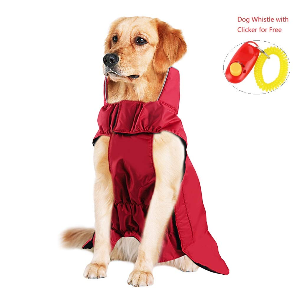 Red 2XL red 2XL Griony Spring Winter Pet Dog Cat Knitted Sweater Cozy Warm Adorable Clothes Suit