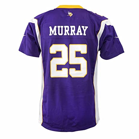 b3528493d Latavius Murray Minnesota Vikings NFL Nike Purple Game Team Jersey For Youth  (M)