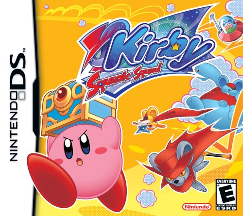 kirby for nintendo ds - 5