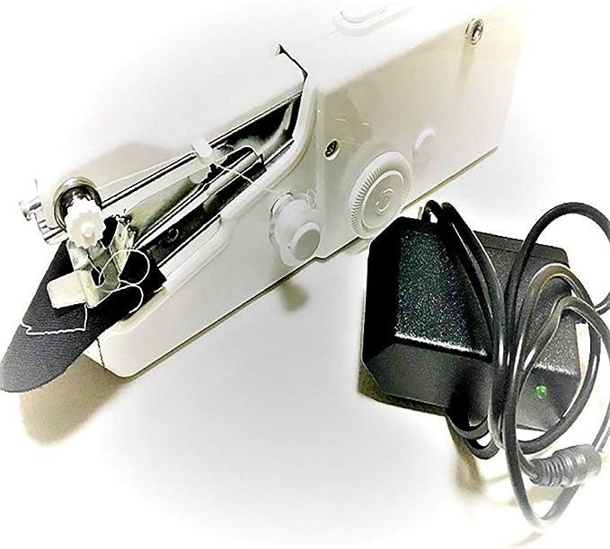 L.P Mini máquina de Coser, Cortinas de Tela portátiles de Puntada ...