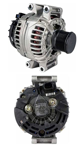 Alternator 2003 2004 2005 Mercedes C230 1 8L Kompressor - 13954