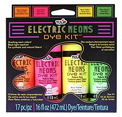 Tulip Electric Neons Dye Kit from iLoveToCreate