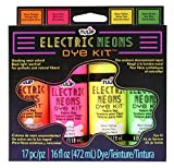 Arts & Crafts : Tulip Electric Neons Dye Kit