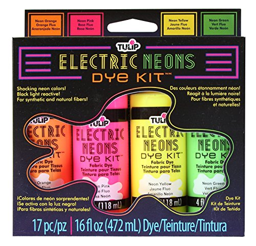 Tulip Electric Neons Dye Kit