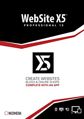 WebSite X5 Professional 13 [Download]