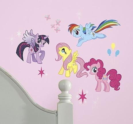 amazon com lunarland my little pony 31 big wall decals cadence rh amazon com Rainbow Dash Home Rainbow Dash Sleeping