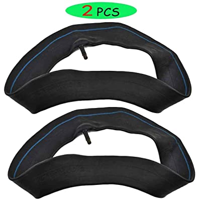 """New 12.5-2.75 Inner Tube (2pcs) for Razor MX350, MX400, X-Treme, Currie, Ezip - 12"""" Baby Stroller - Heavy Duty Replacement Electric Scooter Tire Tubes Straight Valve 12-1/2 x 2-3/4: Automotive"""