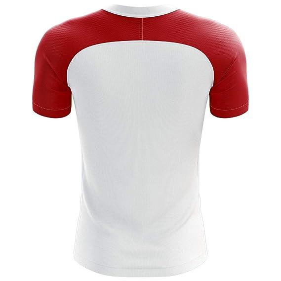 499def98a Amazon.com : Airo Sportswear 2018-2019 Netherlands Antilles Home Concept  Football Soccer T-Shirt Jersey : Sports & Outdoors