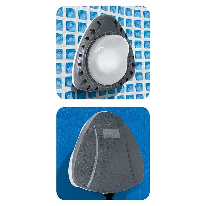 Intex 28688 - Luz magnética para piscinas hasta 732 cm: Amazon.es: Jardín