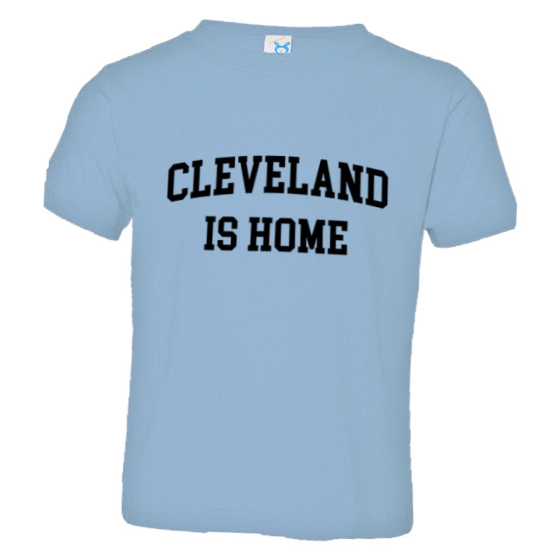 Toddler Cleveland Ohio is Home Born in from HQ Tee Shirt