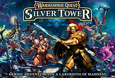 Warhammer Quest: Silver Tower from Games Workshop