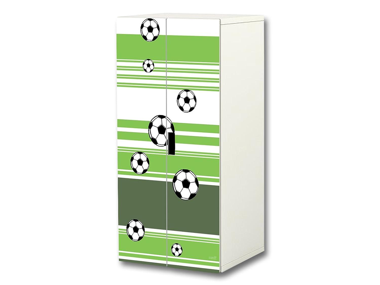 Stikkipix Fußball Aufkleber-Set | SC32 | passend für den ...