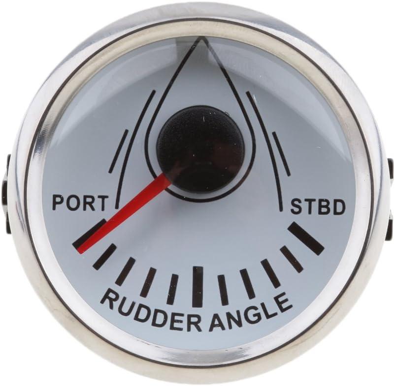 B Blesiya Angle Gauge Tim/ón Marine Sensor Acoplamiento Parte del Barco