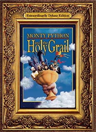 Monty Python and the Holy Grail [Reino Unido] [DVD]: Amazon.es ...