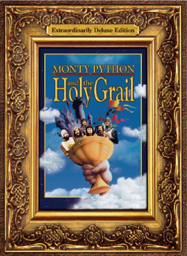 Monty Python and the Holy Grail (Extraordinarily Deluxe Three-Disc Edition) by Sony