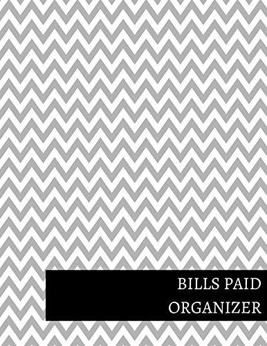 Bills Paid Organizer