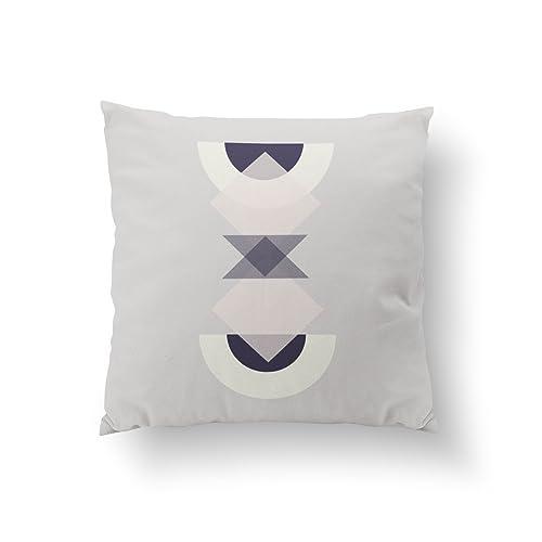Amazon Aztec Grey Pillow Tribal Art Bed Pillow Boho Desert Custom Grey Decorative Bed Pillows