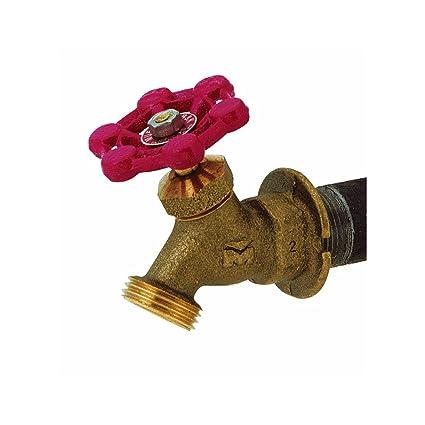 Mueller/B U0026 K 108 004 Outdoor Hose Lawn Faucet 3/4