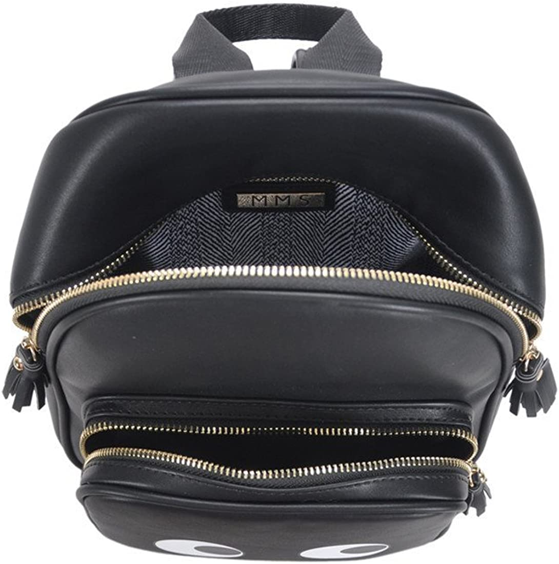 Black BGS-80171 MMS Design Studio Riley Backpack