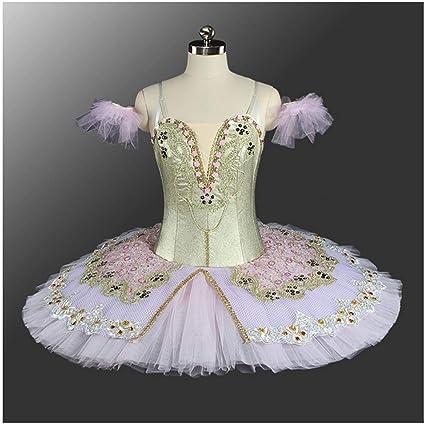 5a0a8ac49d YUEZHILAN Advanced Custom Ballet Skirt Professional Tutu Skirt 7 Layer Hard  Net Adult Children Dance Performance