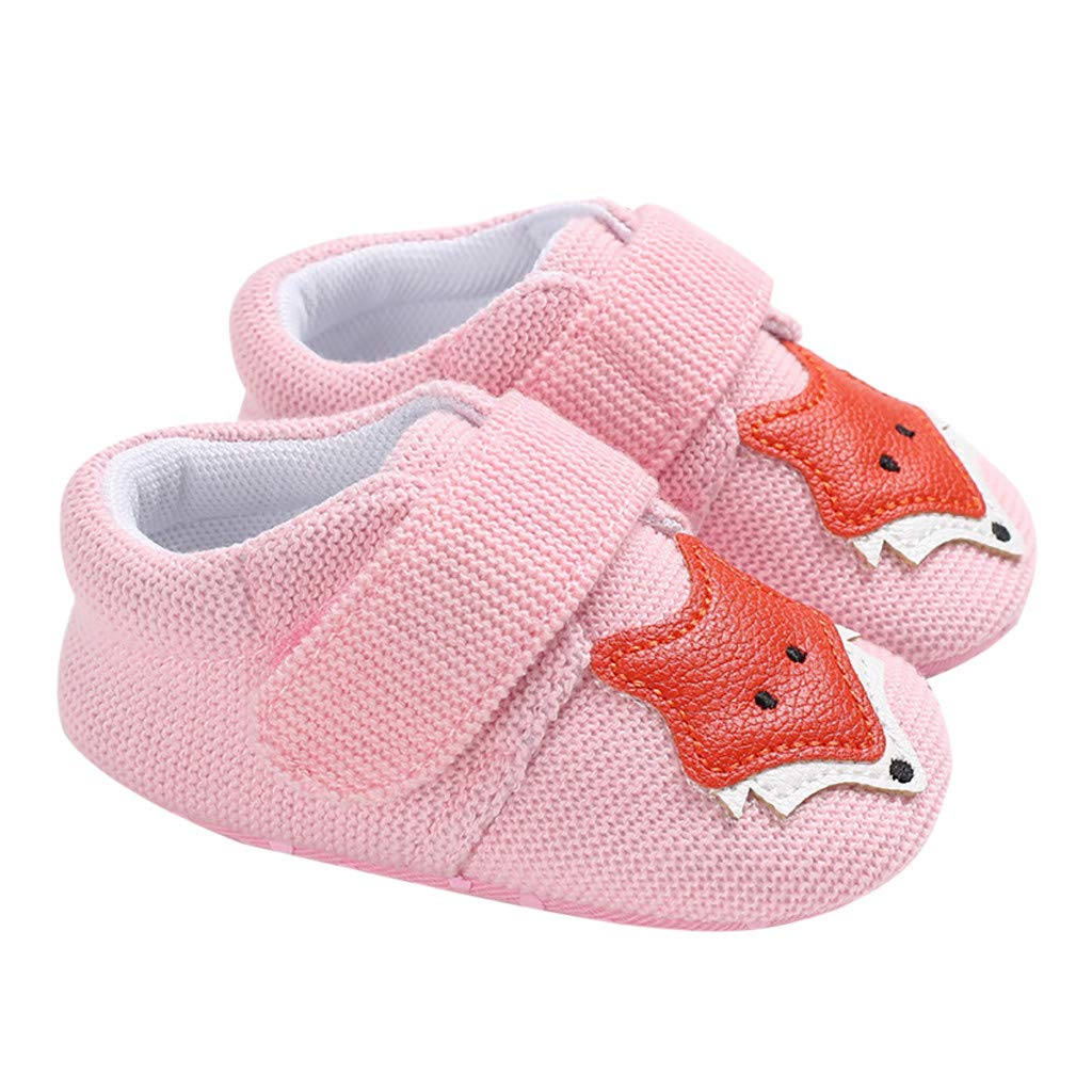 Tronet Baby Girls Boys Animal Decorative Soft Bottom Sandals Shoes Non-Slip Baby Shoes
