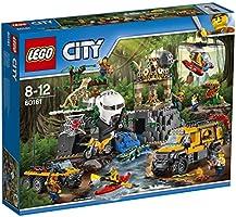 LEGO City - Jungla: Área de Exploración (60161)