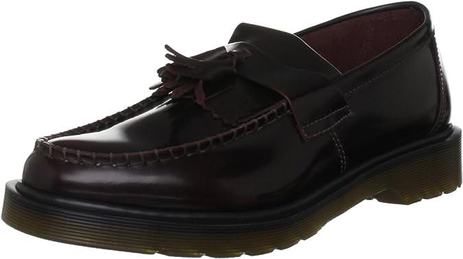 Dr Martens Unisex Adult Adrian Tassle Loafer Slip On Loafers Slip Ons