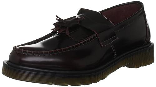 Dr Martens Dmsadriancr14573601, Chaussures Unisexe Adulte, Rouge (rouge Cerise), 48 Eu