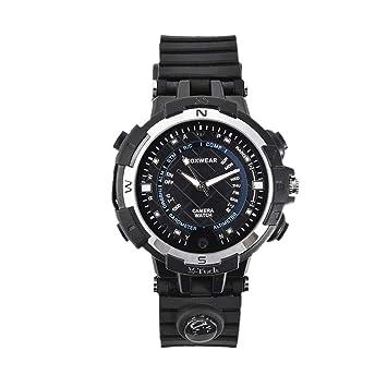 Ridecle 32G Smartwatch, HD 1080P Impermeable Reloj Inteligente con ...