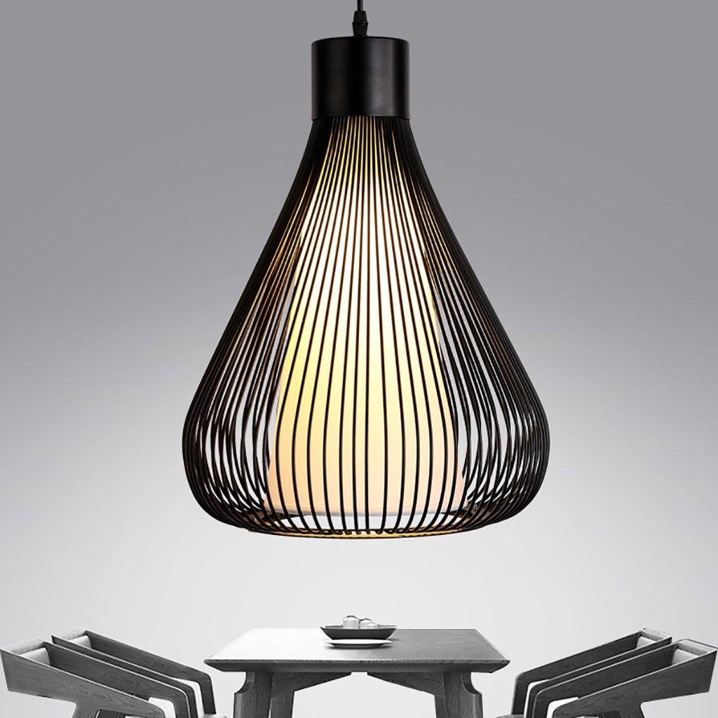 Kronleuchter - kronleuchter Kronleuchter, Kreative künste Vogelkäfig, industrielle Cafe American Restaurant Lichter  (Farbe weiß)