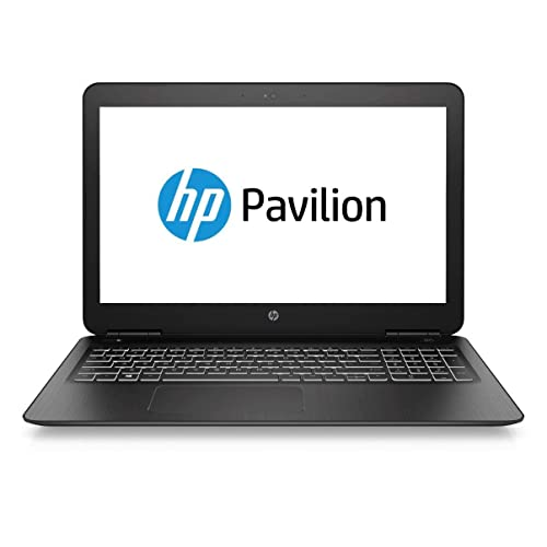 HP Pavilion 15 bc521ns Ordenador portátil de 15 6 FullHD Intel Core i5 9300H 16GB RAM 512GB SSD NVIDIA GTX 1650 4GB Sin sistema operativo Color Negro Teclado QWERTY Español