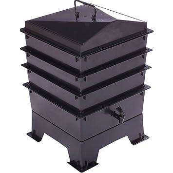 Composter para mascotas estándar con 3 bandejas apilables ...
