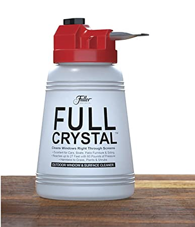 75653f83cff Image Unavailable. Image not available for. Color  Full Crystal by Fuller  Brush - Window and All Purpose Cleaner