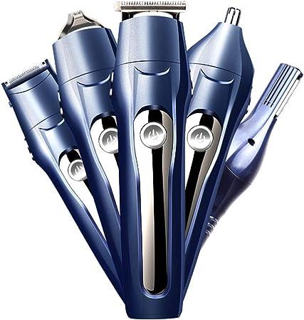 Ye Wang Afeitadora eléctrica multifunción 5 en 1 Body Groomer ...