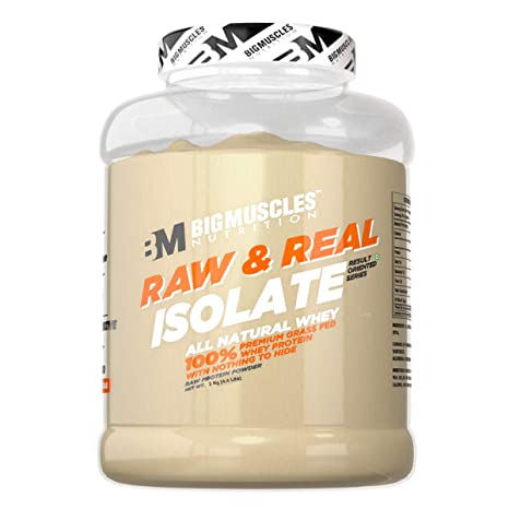 whey protein isolate 2kg