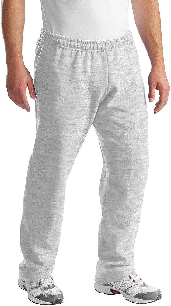 White Port /& Company Mens Classic Sweatpant