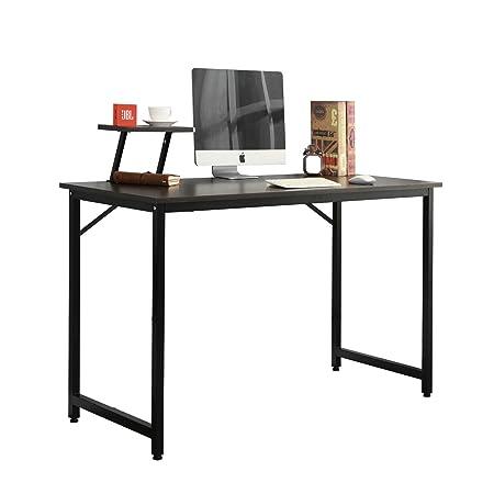 SogesHome Escritorio para Ordenador (100 x 50 cm), Mesa de ...