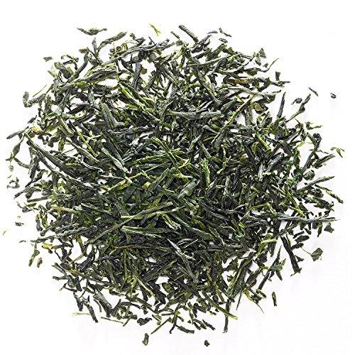 Gyokuro Green Tea From Japan - Famous Japanese Unami Tea - Also Called Jade Dew Loose Leaf Tea 100g 3.5 Ounce by ValleyofTea