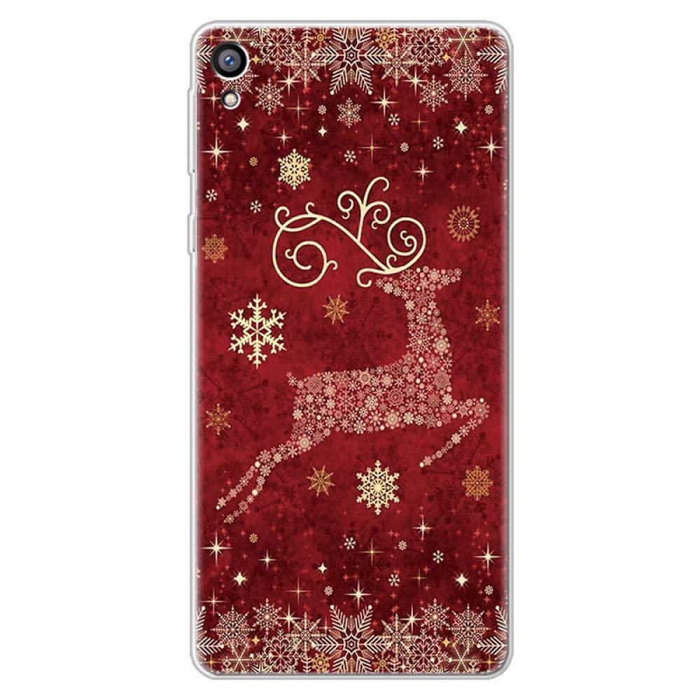Amazon.com: Merry Christmas for Sony Xperia X Z5 L1 XA1 XA2 ...