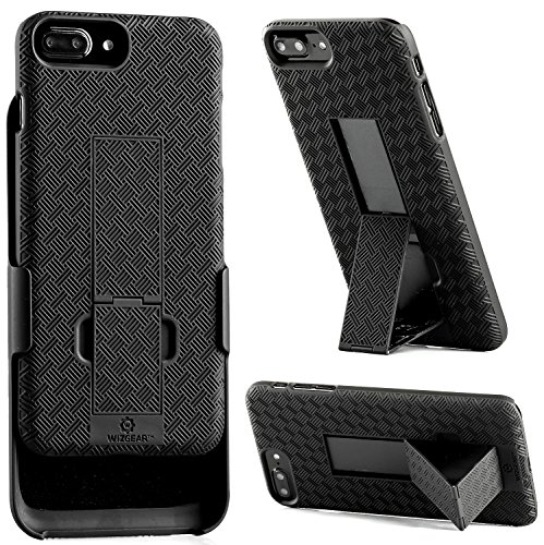 iPhone 7 Plus Holster, WizGear Shell Holster Combo Case for Apple iPhone...