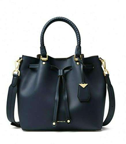 31e9009b337a6 Image Unavailable. Image not available for. Color  MICHAEL Michael Kors  Blakely Leather Bucket Bag ...