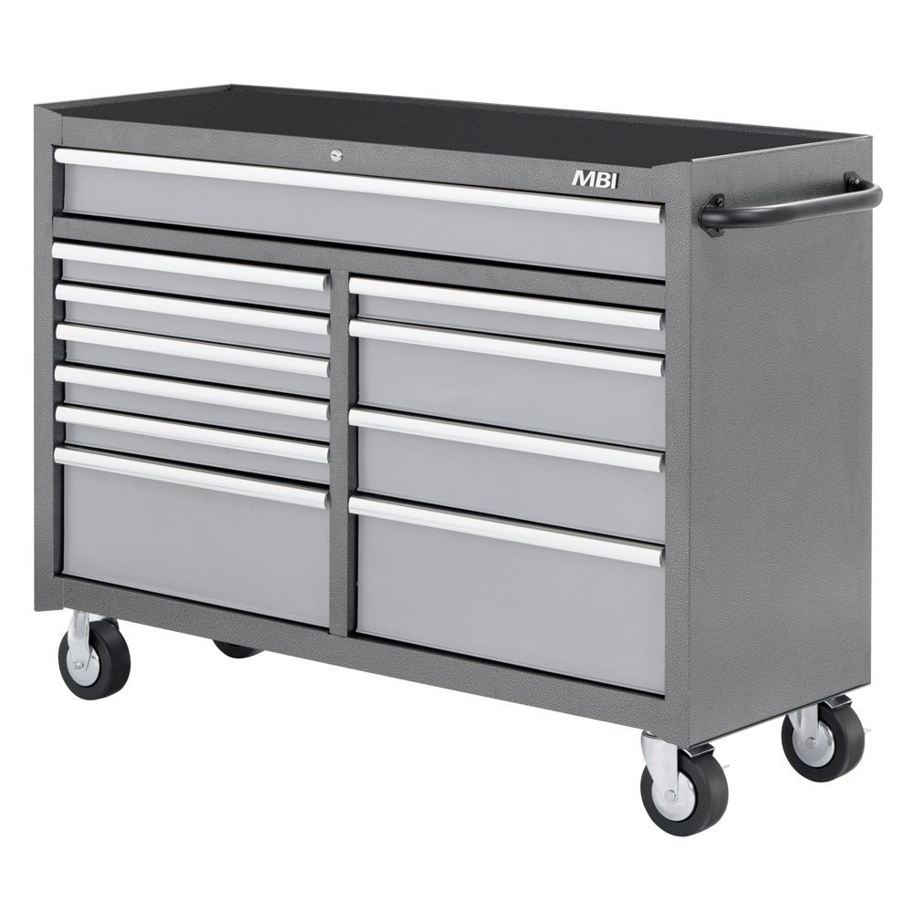 Amazon.com: MBI mwc52 – 11ssv 11-drawer móvil Workcenter ...