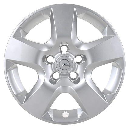 Opel Recambios Originales GM 1 x Tapacubo Plata Cromado 16 ...